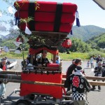 グループホーム大島地元祭り